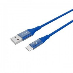 CABLE USB USB-C COLOR BL