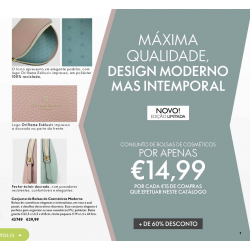 STOCKHOLM - Moderne Cosmetic Bag Set