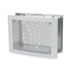 AIR INTAKE GRILLE FOR WIRING CLOSET