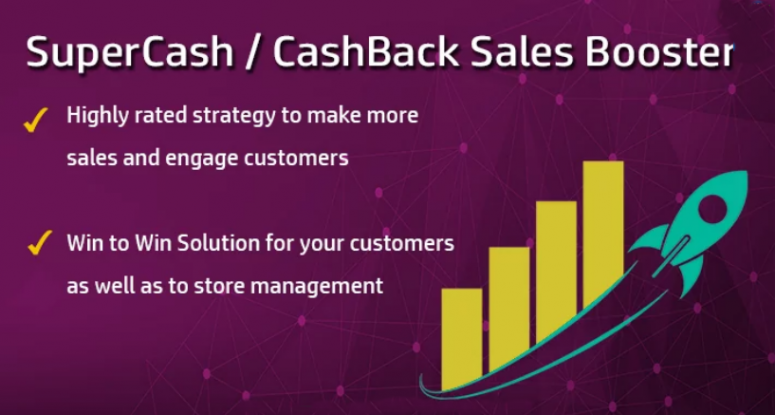 SuperCash Sales Booster
