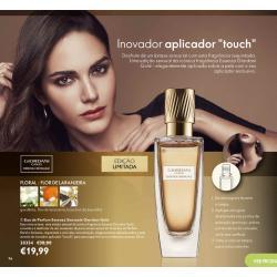 FLORAL - Eau de Parfum Essenza Sensuale Giordani Gold