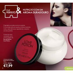 LOVE POTION - Eau de Parfum + Scented Body Cream